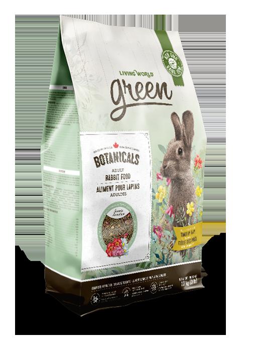 Botanicals Adult Rabbit Food