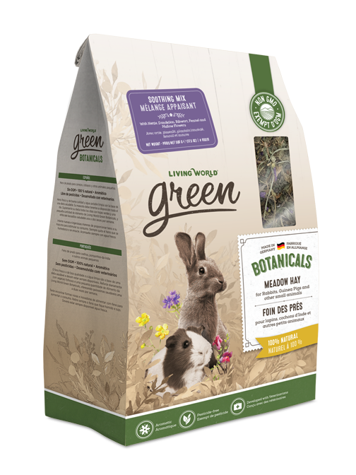 Botanicals Meadow Hay – Soothing Mix