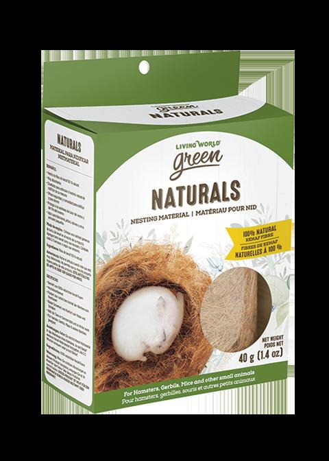 Living World Green Naturals Kenaf Fibre Nesting Material