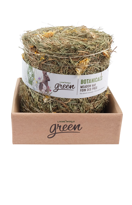 Botanicals Meadow Hay Bale – Dandelion and Marigold