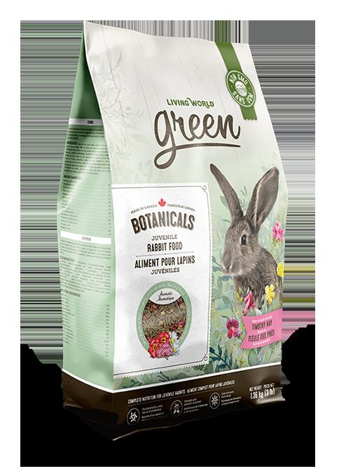 Botanicals Juvenile Rabbit Food